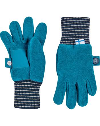 Finkid Fleece Finger-Handschuhe SORMIKAS seaport/navy 1632010-102100