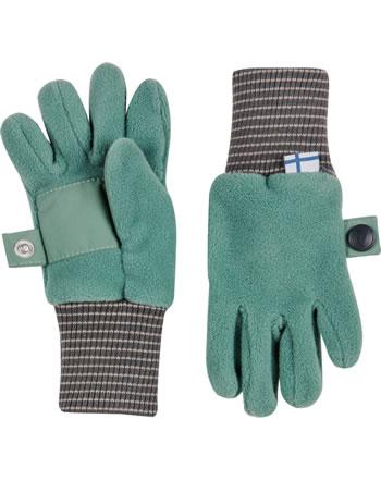 Finkid Fleece Finger-Handschuhe SORMIKAS trellis/graphit 1632010-158412
