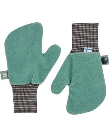 Finkid Fleece Handschuhe Fäustlinge NUPUJUSSI trellis/graphit 1632009-158412
