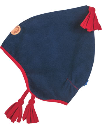 Finkid Pixie Hat PIPO navy/red 1612022-100200