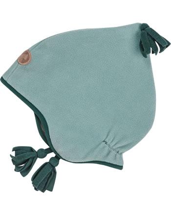 Finkid Fleece Zipfelmütze PIPO smoke blue/deep teal 1612033-152330