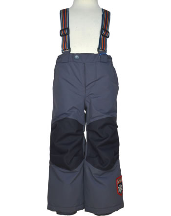 Finkid Reinforced Padded Outdoor Pants ROMPPA PLUS navy 1312002-100000
