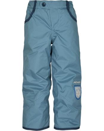 Finkid Gefütterte Winterhose KARHU SOFT blue mirage/navy 1143003-148100
