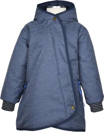 Finkid Girls Wintermantel LIKKA ICE denim/navy 1142016-113100