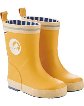 Finkid Gummistiefel VESI yellow 7332009-607000