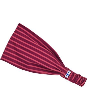 Finkid Haarband PANTA LSF 50+ beet red/chili 1642009-259202