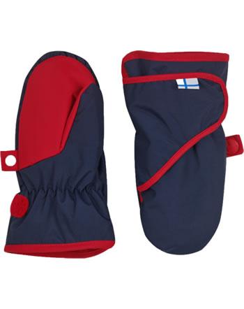 Finkid Handschuhe Fäustlinge LAPANEN navy/red 1632004-100200