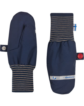 Finkid Handschuhe Fäustlinge RUKKANEN navy 1632006-100200