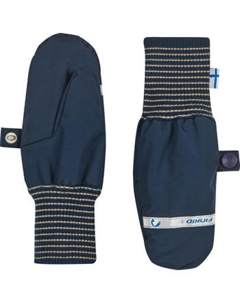 Finkid Handschuhe Fäustlinge RUKKANEN navy 1632012-100000