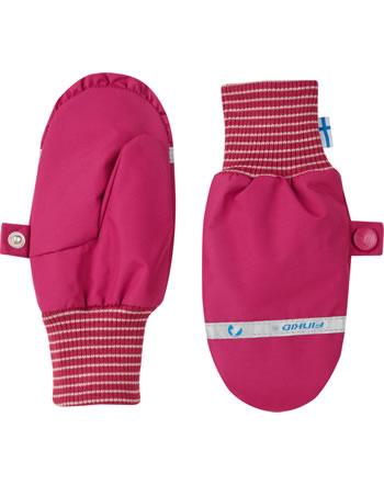 Finkid Handschuhe Fäustlinge RUKKANEN persian red 1632012-247000