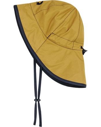 Finkid Hut Sommersüdwester RANTA SPORT LSF 50+ golden yellow/navy 1622022-609100