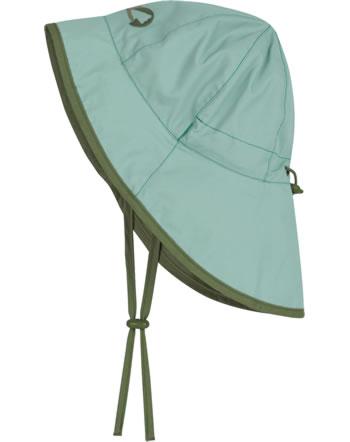 Finkid Hut Sommersüdwester RANTA SPORT trellis/bronze green 1622022-158333