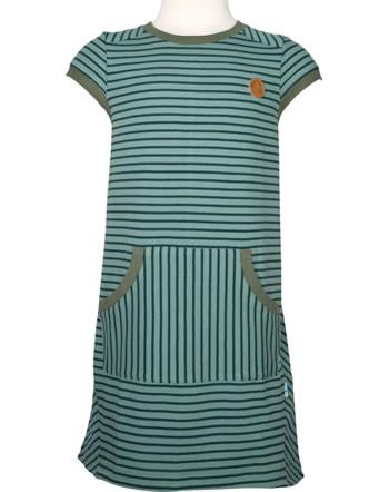 Finkid Jersey-Kleid Kurzarm KEIDAS LSF 50+ trellis/navy 1422012-158100