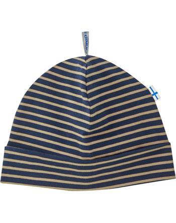 Finkid Jersey Mütze HITTI LSF 50+ navy/cinnamon 1612018-100416