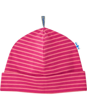Finkid Hat HITTI SPF 50+ persian red/rose 1612018-247206