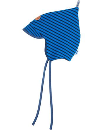 Finkid Jersey Zipfelmütze POPI SPRING blue/navy 1612011-103100