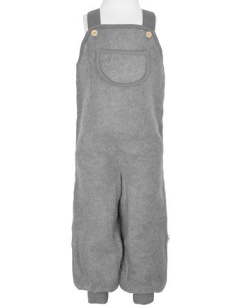 Finkid Latzhose Wollfleece KEINU WOOL charcoal 1362015-701000