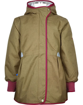 Finkid Girl´s Outdoor Jacket 2 in 1 AINA ICE cinnamon/persian red 1132004-416247