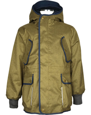 Finkid Outdoorjacke 2 in 1 KAVERI ICE cinnamon/navy 1132003-416100