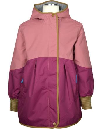 Finkid Outdoorjacket AINA MOVE rose/cinnamon 1152002-206416