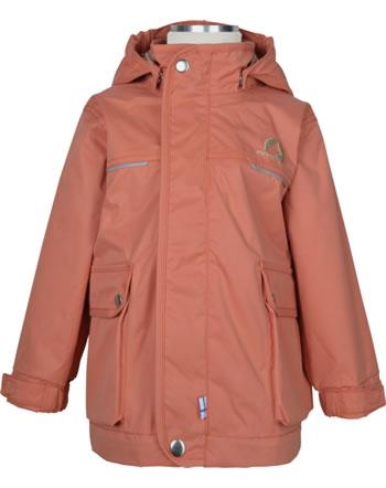 Finkid Outdoorjacke Zip In Außenjacke LOKKIMAA chili 1112011-202000