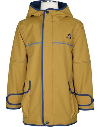 Finkid Outdoorjacke Zip In TUULIS golden yellow/navy 1112005-609100