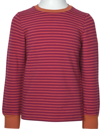 Finkid T-Shirt manches longues RIVI beet red/chili 1532014-259202