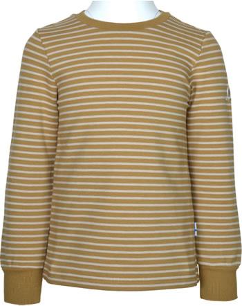 Finkid T-Shirt manches longues RIVI cinnamon/pebble 1532014-416443