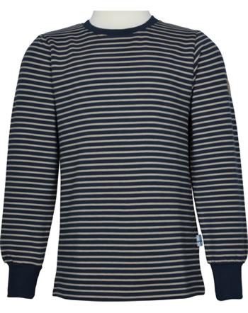 Finkid T-Shirt longsleeve RIVI navy/pebble 3040033-100443