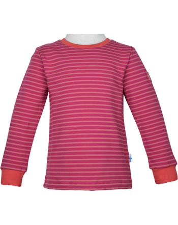 Finkid T-Shirt manches longues RIVI persian red/rose 1532007-247206