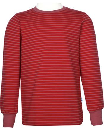 Finkid T-Shirt longsleeve RIVI red/rose 3040033-200206