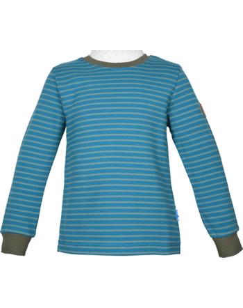 Finkid T-Shirt longsleeve RIVI seaport/trellis 1532007-102158