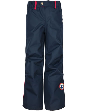 Finkid Rugged Outdoor Pants TOBI HUSKY navy/red 1322004-100200