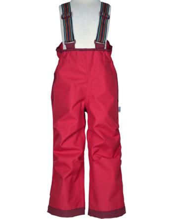 Finkid Robuste Regenhose VANKKA HUSKY red/cabernet 1322003-200249