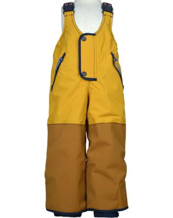 Finkid Robuste Winterhose KAJO HUSKY golden yellow/navy 1313001-609100