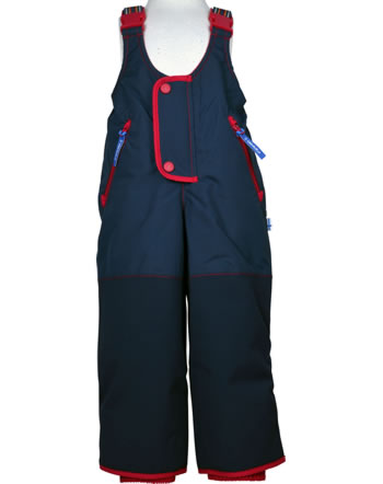 Finkid Robuste Winterhose KAJO HUSKY navy/red 1313001-100200