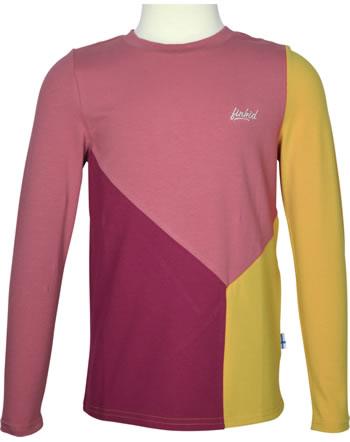 Finkid Shirt Langarm RANNIKKO LSF 50+ beet red/rose1532013-259206