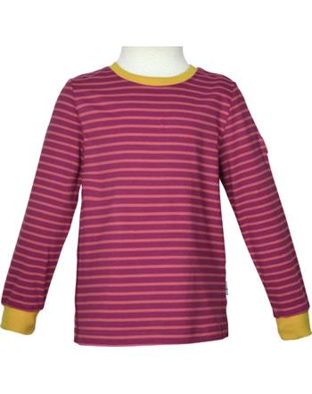 Finkid Shirt Langarm RULLA LSF 50+ beet/red chili 1532011-259202