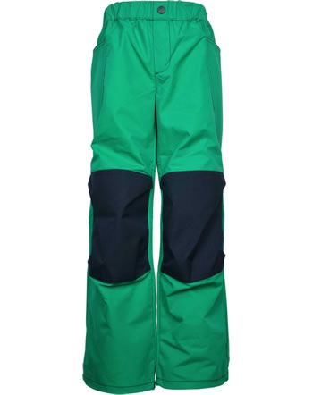Finkid Trousers with reinforced knees KUUHULLU pepper gr./navy 1352021-331100