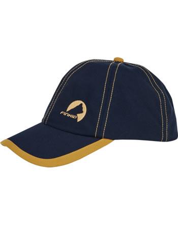 Finkid Sportliches Cap TAIKULI navy/golden yellow 1612031-100609