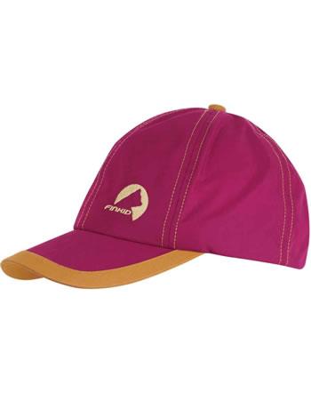Finkid Sportliches Cap TAIKURI raspberry/harvest 1612016-222603