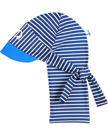 Finkid Strand-Mütze FAKIIRI BEACH denim/offwhite 1622010-530406
