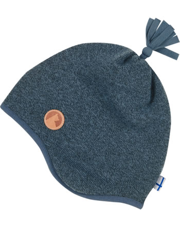 Finkid Knitted Pixie Hat TIPU KNIT blue mirage 1612004-148000