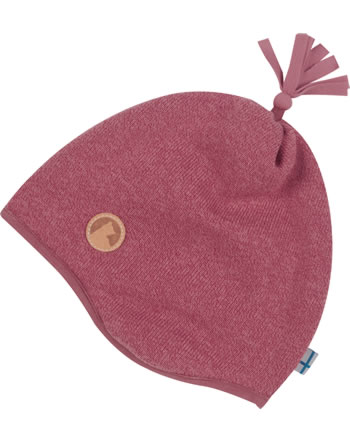 Finkid Knitted Pixie Hat TIPU KNIT rose 1612004-206000
