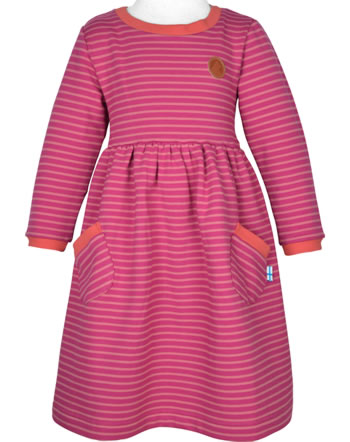 Finkid Robe Manches Longues HALLA persian red/ rose 1422008-247206