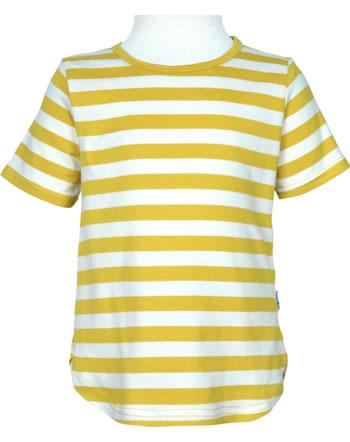 Finkid T-Shirt Bambusjersey MAALARI golden yellow/offwhite 1543005-609406