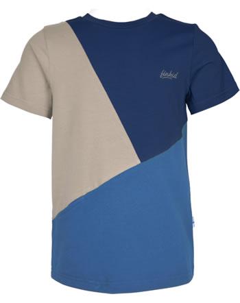 Finkid T-Shirt Kurzarm ANKKURI LSF 50+ navy/nautic 1542009-100119