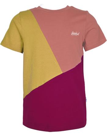 Finkid T-Shirt Kurzarm ANKKURI LSF 50+ rose/beet red 1542009-206259