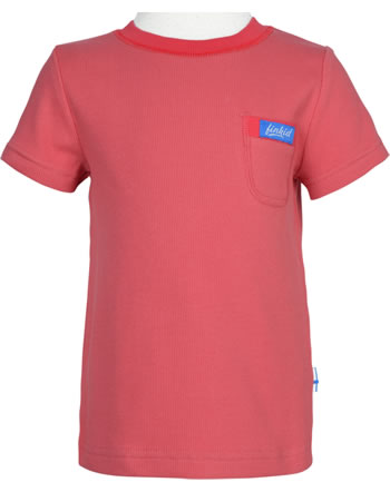 Finkid Shortsleeve Shirt MIKSU cranberry/red 1543002-505200