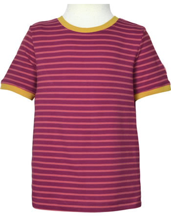 Finkid T-Shirt Kurzarm RENKAAT LSF 50+ beet red/chili 1542008-259202
